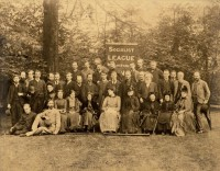 Hammersmith Socialist League 1885